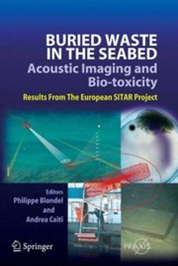 Blondel, Philippe - Buried Waste in the Seabed—Acoustic Imaging and Bio-toxicity, ebook