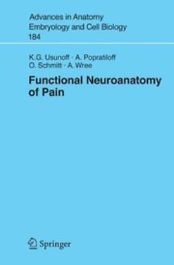 Popratiloff, Anastas - Functional Neuroanatomy of Pain, e-kirja