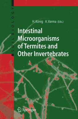 König, Helmut - Intestinal Microorganisms of Termites and Other Invertebrates, e-kirja