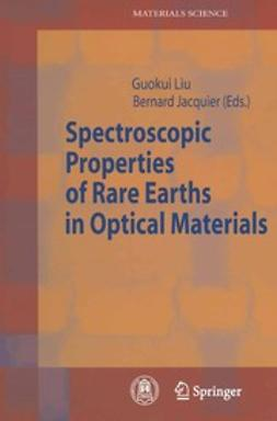 Hull, Robert - Spectroscopic Properties of Rare Earths in Optical Materials, ebook