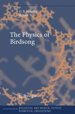 Laje, Rodrigo - The Physics of Birdsong, ebook