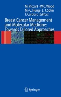 Cardoso, Fatima - Breast Cancer and Molecular Medicine, e-bok