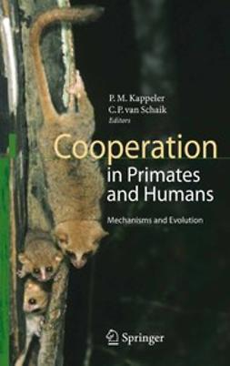 Kappeler, Peter M. - Cooperation in Primates and Humans, ebook