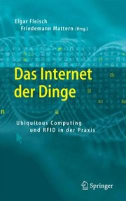 Fleisch, Elgar - Das Internet der Dinge, ebook