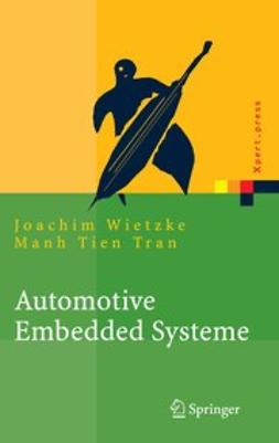 Tran, Manh Tien - Automotive Embedded Systeme, ebook