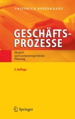Rosenkranz, Friedrich - Geschäftsprozesse, ebook