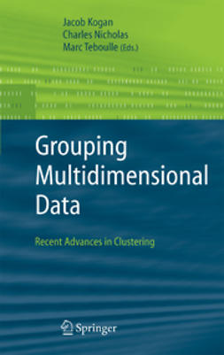 Kogan, Jacob - Grouping Multidimensional Data, ebook