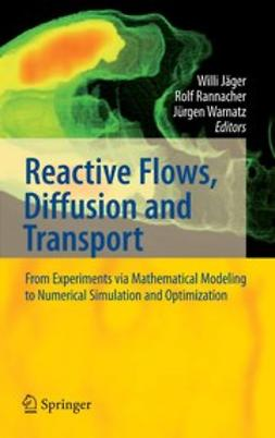 Jäger, Willi - Reactive Flows, Diffusion and Transport, ebook