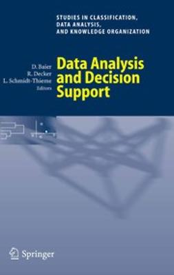 Baier, Daniel - Data Analysis and Decision Support, ebook