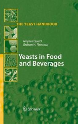 Fleet, Graham - Yeasts in Food and Beverages, e-bok