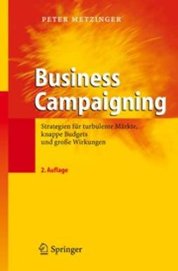 Metzinger, Peter - Business Campaigning, ebook