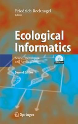 Recknagel, Friedrich - Ecological Informatics, ebook