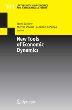 Anyul, Martín Puchet - New Tools of Economic Dynamics, e-bok