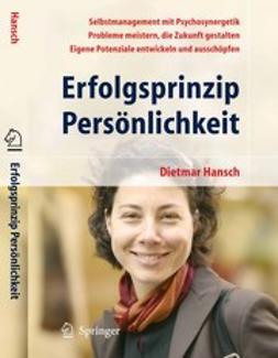 Hansch, Dietmar - Erfolgsprinzip Persönlichkeit, ebook