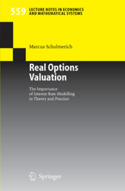 Schulmerich, Marcus - Real Options Valuation, e-kirja
