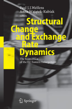 Welfens, Paul J.J. - Structural Change and Exchange Rate Dynamics, e-bok