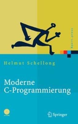 Schellong, Helmut O.B. - Moderne C-Programmierung, e-kirja