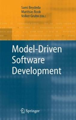 Beydeda, Sami - Model-Driven Software Development, ebook