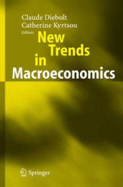 Diebolt, Claude - New Trends in Macroeconomics, e-kirja