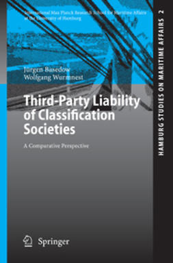 Basedow, Jürgen - Third-Party Liability of Classification Societies, ebook