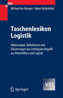Heidenblut, Volker - Taschenlexikon Logistik, ebook