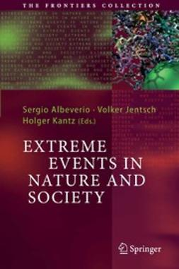 Albeverio, Sergio - Extreme Events in Nature and Society, ebook