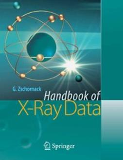Zschornack, Günter - Handbook of X-Ray Data, ebook