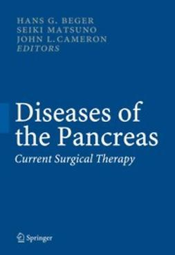 Beger, Hans G. - Diseases of the Pancreas, ebook