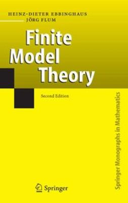 Ebbinghaus, Heinz-Dieter - Finite Model Theory, ebook