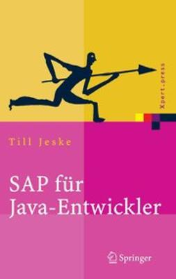 Jeske, Till - SAP für Java-Entwickler, ebook