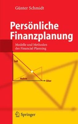 Schmidt, Günter - Persönliche Finanzplanung, ebook