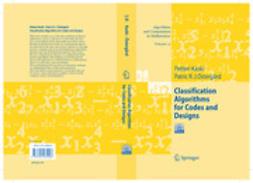 Kaski, Petteri - Classification Algorithms for Codes and Designs, ebook