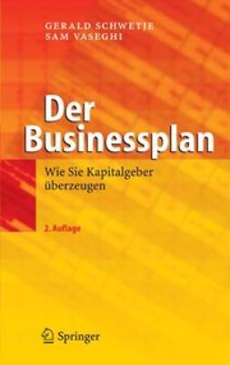 Schwetje, Gerald - Der Businessplan, e-kirja