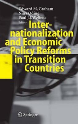 Graham, Edward - Internationalization and Economic Policy Reforms in Transition Countries, ebook