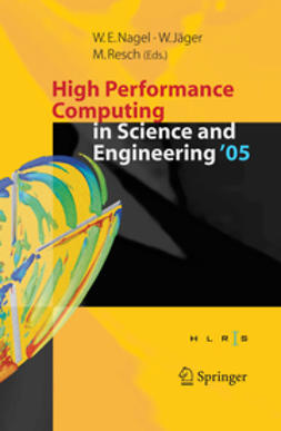 Jäger, Willi - High Performance Computing in Science and Engineering' 05, e-bok