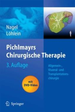 Löhlein, Dietrich - Pichlmayrs Chirurgische Therapie, e-kirja