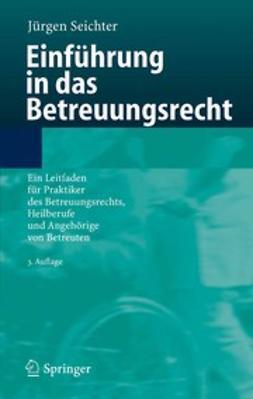 Seichter, Jürgen - Einführung in das Betreuungsrecht, ebook