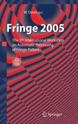 Osten, Wolfgang - Fringe 2005, ebook