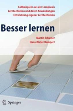 Dumpert, Hans-Dieter - Besser lernen, ebook