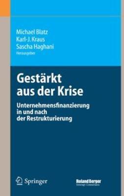 Blatz, Michael - Gestärkt aus der Krise, ebook