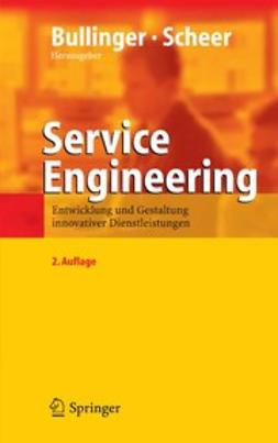 Bullinger, Hans-Jörg - Service Engineering, ebook