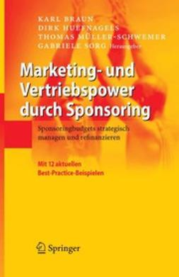 Braun, Karl - Marketing- und Vertriebspower durch Sponsoring, ebook