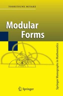 Miyake, Toshitsune - Modular Forms, e-kirja