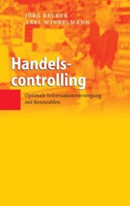 Becker, Jörg - Handelscontrolling, ebook