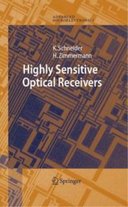 Schneider, Kerstin - Highly Sensitive Optical Receivers, ebook