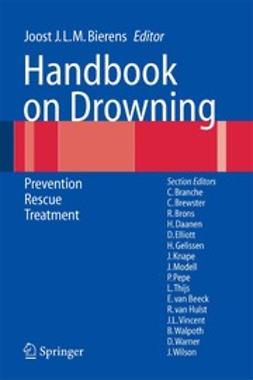 Bierens, Joost J. L. M. - Handbook on Drowning, ebook