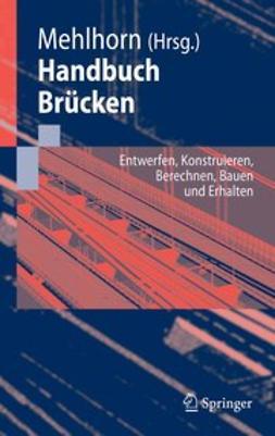Mehlhorn, Gerhard - Handbuch Brücken, ebook