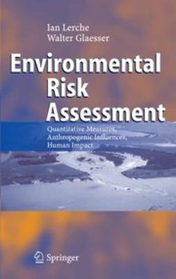 Glaesser, Walter - Environmental Risk Assessment, ebook