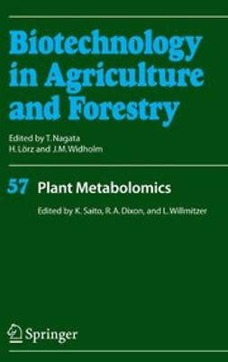 Dixon, Richard A. - Plant Metabolomics, e-bok