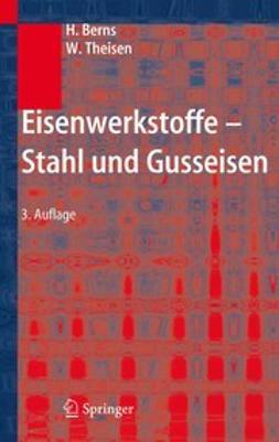 Berns, Hans - Eisenwerkstoffe — Stahl und Gusseisen, e-kirja